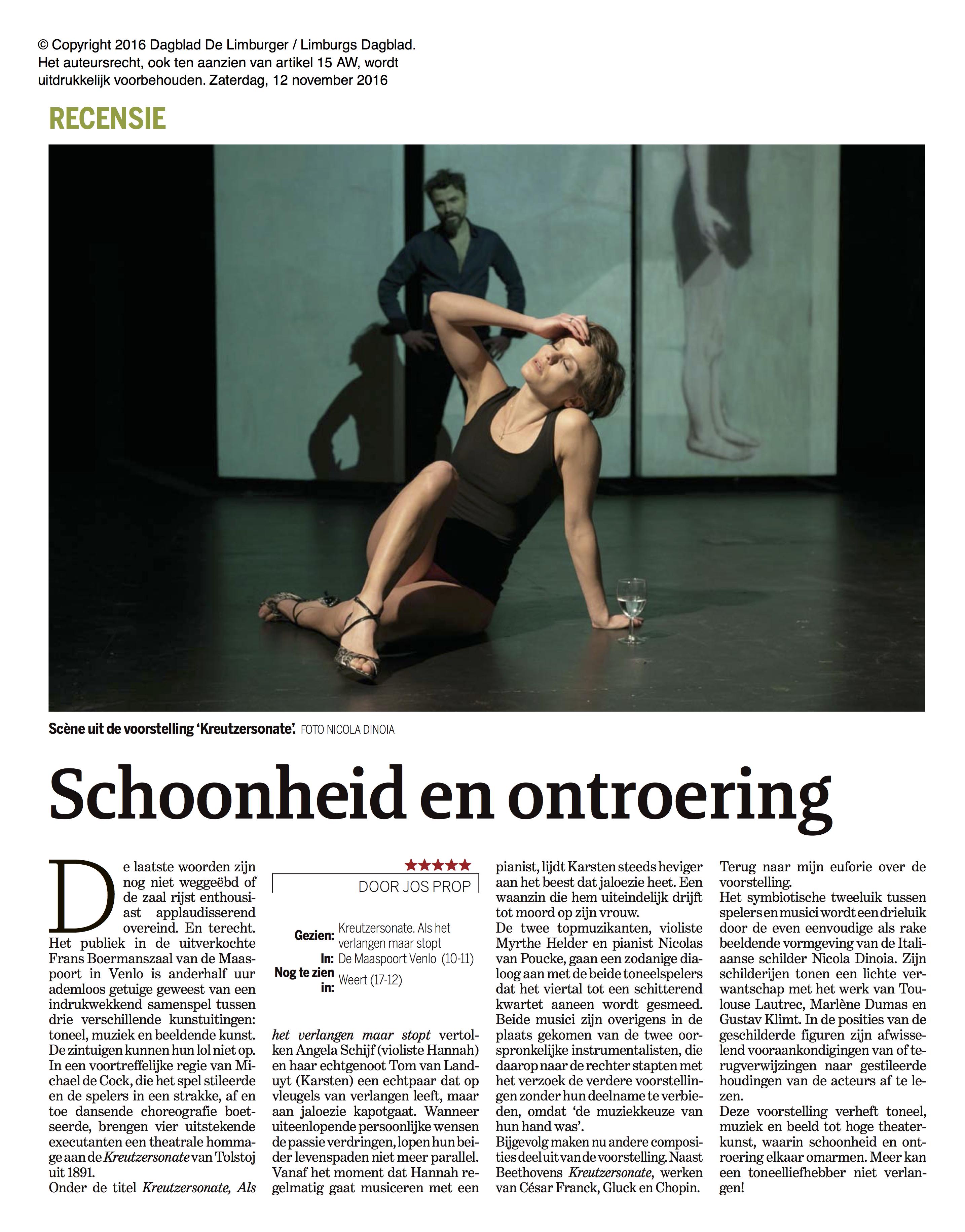 kreutzersonate-dagblad-de-limburger-recensie-12-11-2016